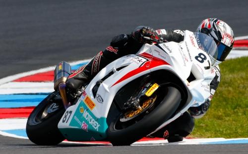 IDM Superbike Gareth Jones