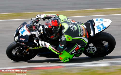 Kawasaki ZX-6R Weber-Motos Racing