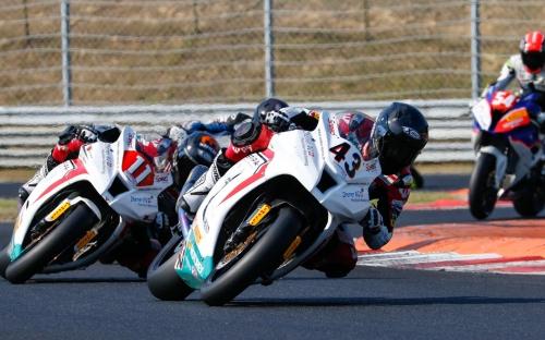 Weber-Diener Racing Team Luca Grünwald