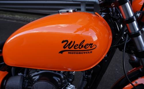 W800 Umbau