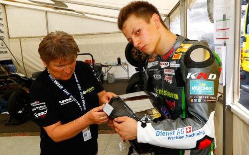 Chris Stange/Weber-Diener Racing Team
