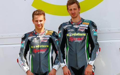 Chris Stange und Stefan Kerschbaumer