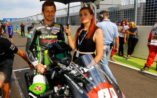 Weber-Diener Racing Team Stefan Kerschbaumer