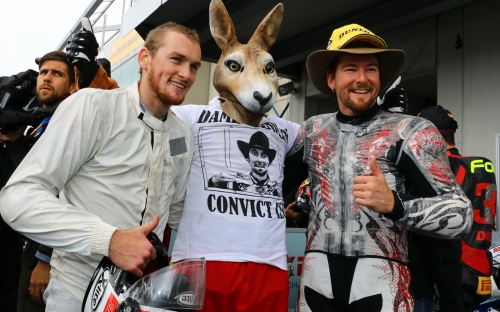 Alex Phillis, Kangaroo, Damian Cudlin