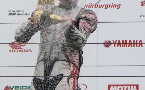 Damian Cudlin, Sieger Nürburgring 2014