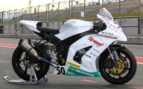 Damian Cudlin's Kawasaki ZX-10R