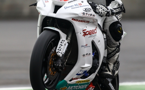 Alex Phillis am Lausitzring 2013