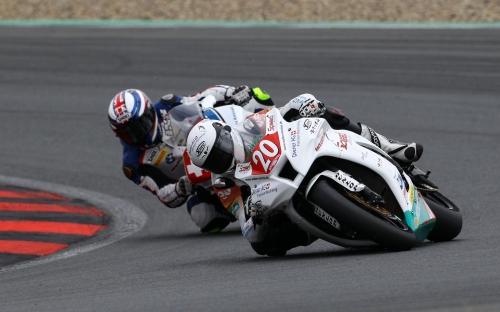 Kawasaki ZX-10R / Weber-Diener Racing