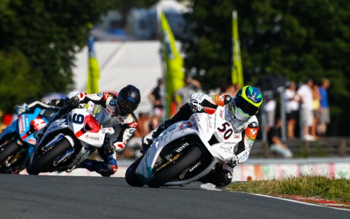 Weber-Diener Racing Team in der IDM Superbike