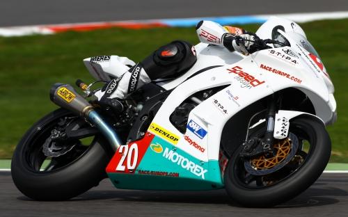 Kawasaki ZX-10R Weber-Diener Racing Team