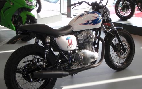 W800 Cup Umabu