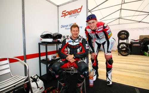 Gareth Jones und Max Fritzsch