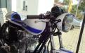 W800 Umbau auf Cafe Racer