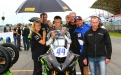 Weber-Diener Racing Team IDM Superstock 600