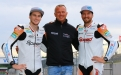 Alex Phillis, Rolf Diener, Damian Cudlin