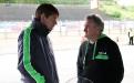 Rob Phillis und Teamchef Evren Bischoff