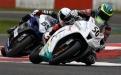 Damian Cudlin für das Weber-Diener Racing Team unterwegs